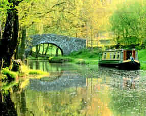 Castle Narrowboats, Church Road Wharf, Gilwern, Monmouthshire