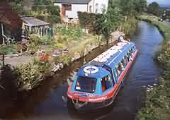 Dragonfly Cruises, Canal Basin, Canal Road, Brecon, Powys