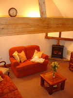 Ciderhouse Cottage Living Room