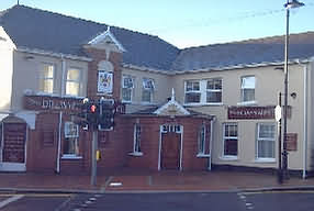 The Dillwyn Arms Hotel, The Cross, Herbert Street, Pontardawe, Swansea