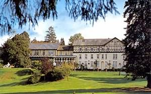 The Lake Country House Hotel & Spa, Llangammarch Wells, Powys. was built as a hunting and fishing lodge, the hotel has a rich history; from the turn of the twentieth century until World War II, it was the only barium spa resort outside of Germany.