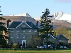 Peterstone Court is situated in the heart of The Brecon Beacons and Black Mountains making it the ideal base for those who wish participate in the many outdoor, sporting and venture activities the area has to offer.