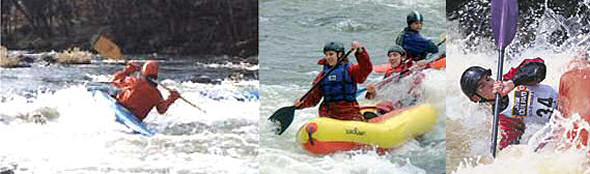 Enjoy Canoeing or Kayaking in the Brecon Beacons