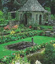 Wyndcliffe Court, Nr Chepstow is a beautiful 1920s Arts and Crafts garden