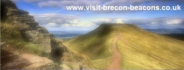 www.visit-brecon-beacons.co.uk Tourist Information Guide for Travel Information in and around the Brecon Beacons