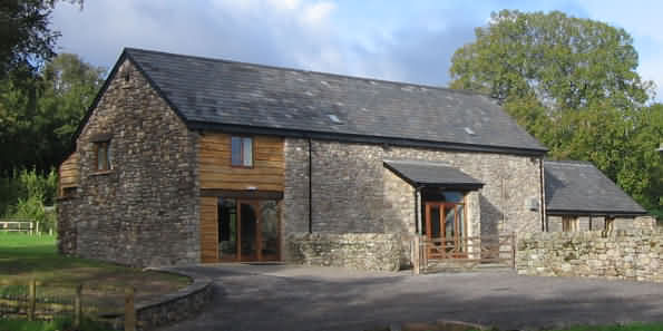Wern Watkin 5 star Bunkhouse at Llangattock