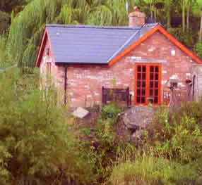 The Ferryman's Cottage was fully restored in 2002 on the foundations of an 18th century ruin.
