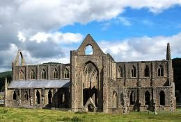 Tintern Abbey in the Wye Valley
