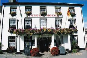 You will find traditional old charm and comfort at The Castle Hotel, Kings Road, Llandovery