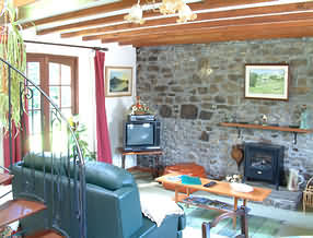 Cynyll farm cottage