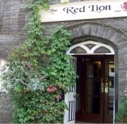 The Red Lion, Church Street, Llangadog, Carmarthenshire