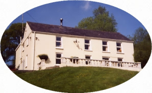 Y Neuadd is an 18th Century fine south facing secluded country house offering comfortable accommodation