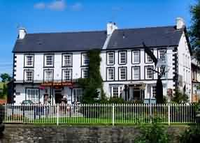 The Neuadd Arms Hotel, The Square, Llanwrtyd Wells, Powys