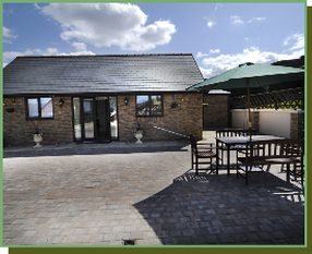 WINCHFAWR LODGE HOLIDAY COTTAGE