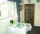 llwyn iago farmhouse breakfast room