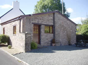 The self catering cottage offers off road parking for two cars and, including sofa bed and sleeps up to four people.