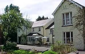 The Usk Inn at Talybont-on-Usk, in the Brecons was established in the 1840s at the time of the Brecon to Merthyr Railway.